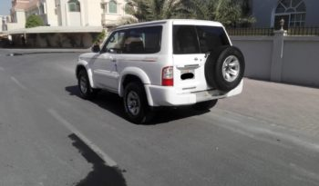 Nissan Patrol Safari 1999 (White) full