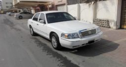 Ford Grand Marquis 2007 (White)
